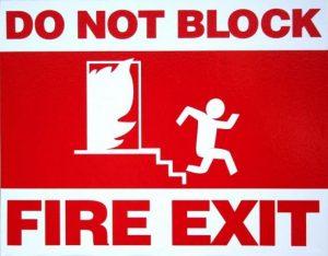 Egress Fire Exit Image